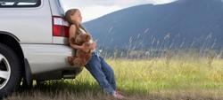 Como evitar enjoos durante as viagens